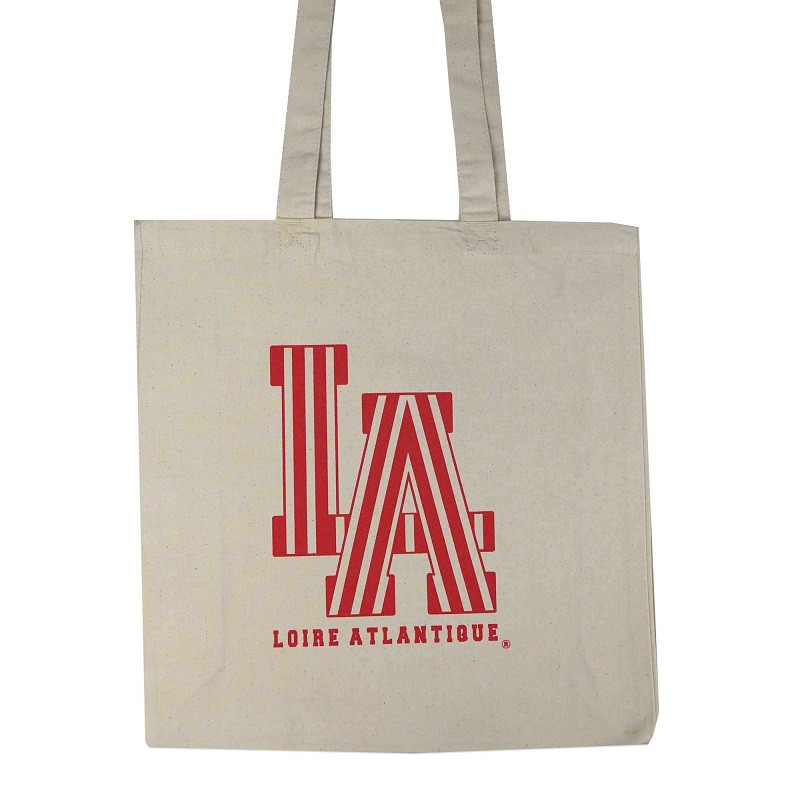 Shopping Bag L.A Red Stripes