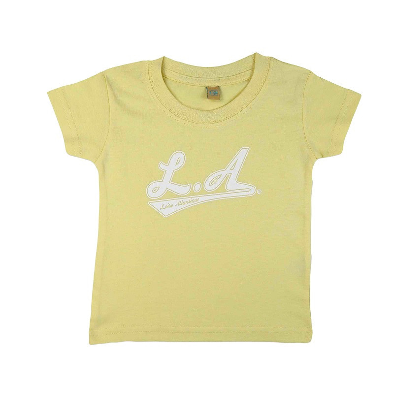 T-Shirt Baby Yello Signature