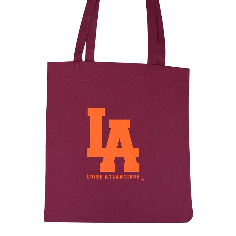 Tote Bag Classic Claret L.A