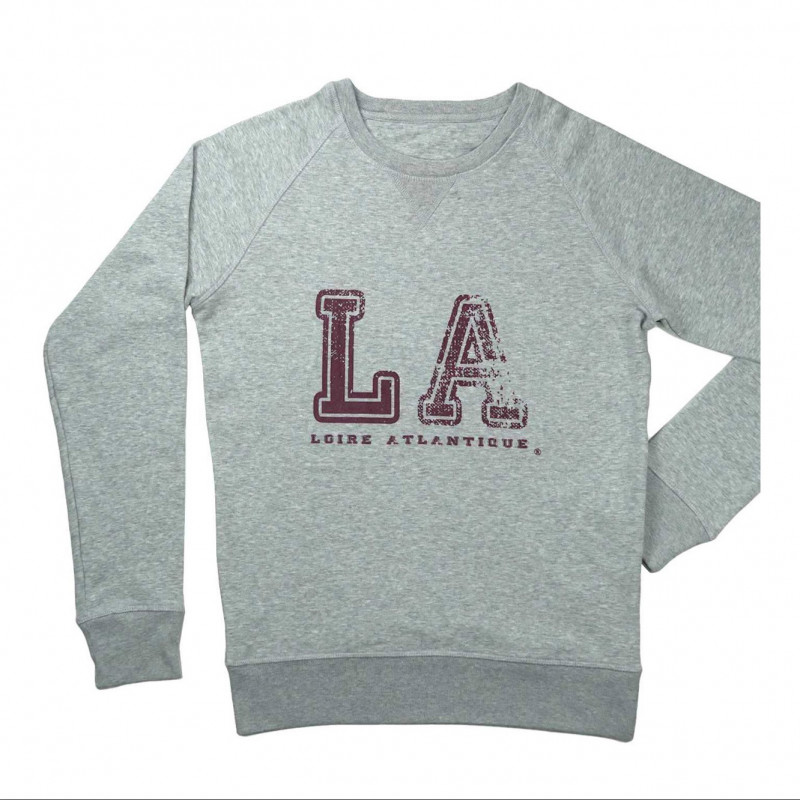 Sweat Classic Grey Colleged