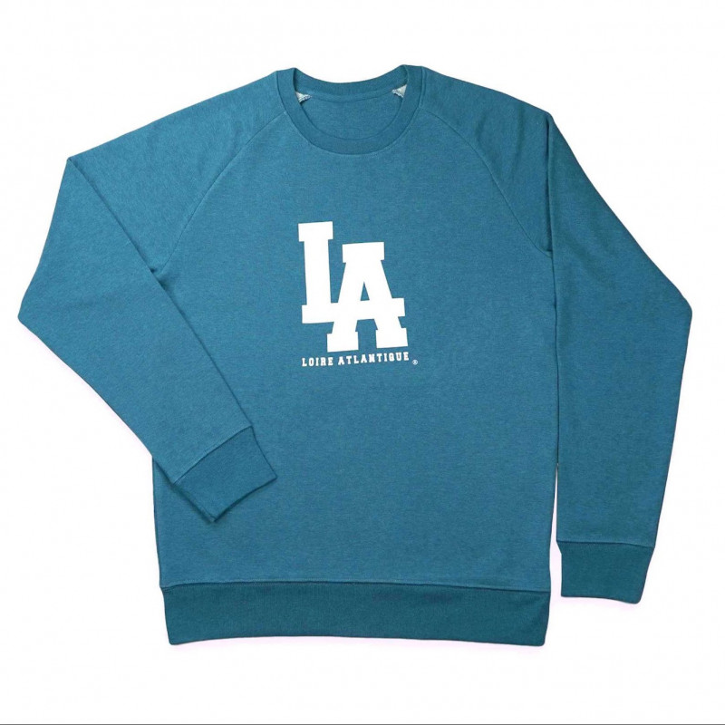 Sweat Classic Heather Teal...