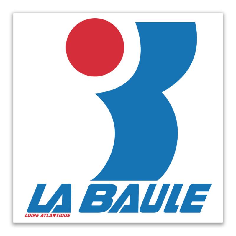 Sticker L.A Baule