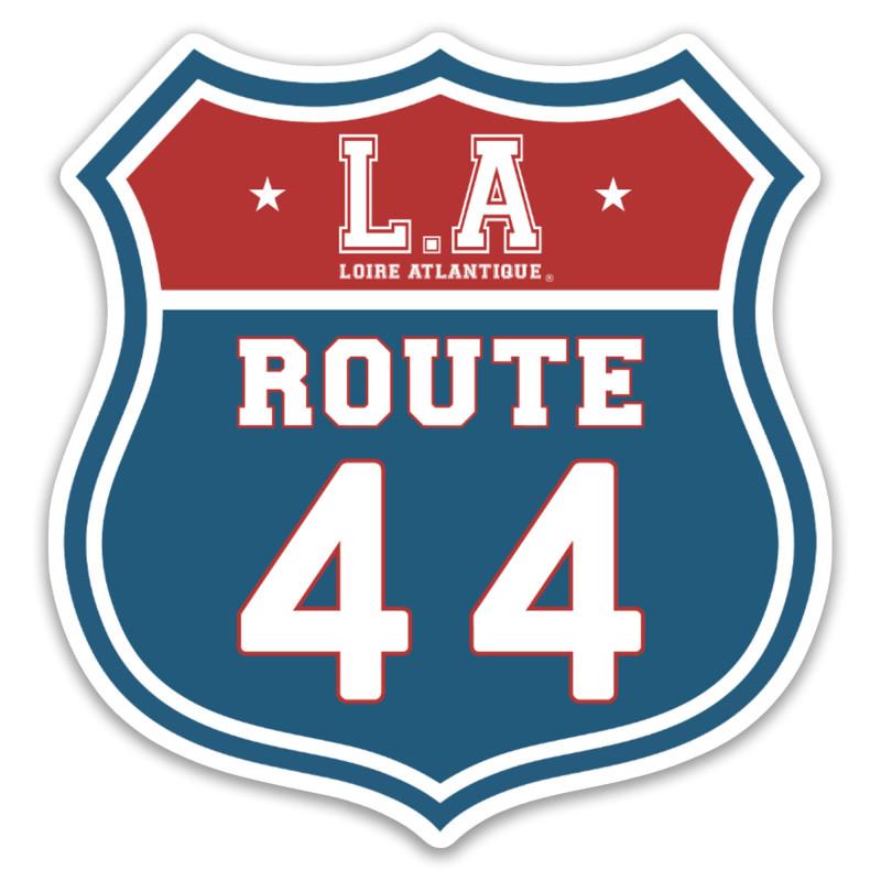 Sticker Route 44