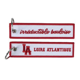 """Porte-Clés """"Irréductible Bauloise"""", La Baule, Porte Clefs, souvenirs, cadeaux, 44, La Baule."""