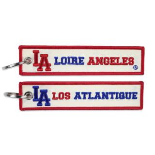 """Porte-Clés  """"Los Atlantique / Loire Angeles"""""""