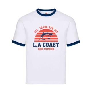 T-Shirt-Vintage-Sea, Shark & Sun-L.A Loire Atlantique-La Baule-Plage-Nantes-concept store-