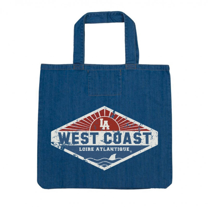 OverSize Denim Bag West...