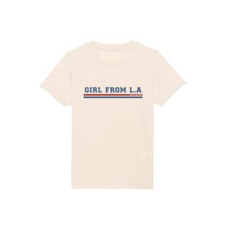 T-Shirt Classic Kids Girl From L.A, L.A Loire Atlantique, Fille, West Coast, 44, La Baule, Nantes.