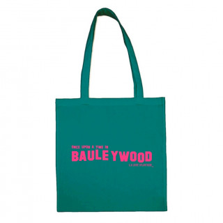 Tote-Bag Classic Once Upon a Time in BauleYWood, La Baule, Hollywood, L.A Loire Atlantique, 44, West Coast.