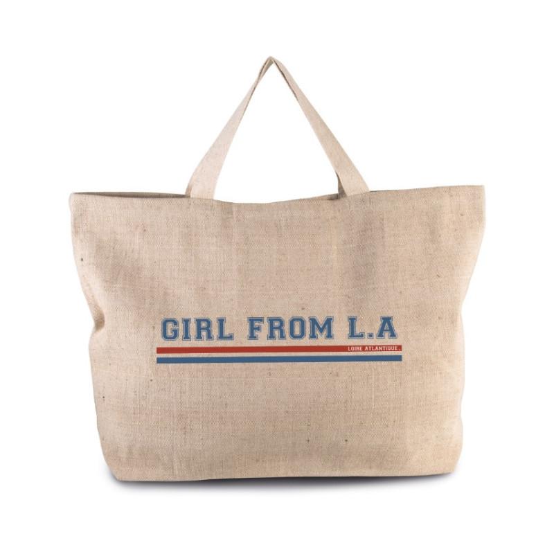 OverSize L.A It Bag Girl...