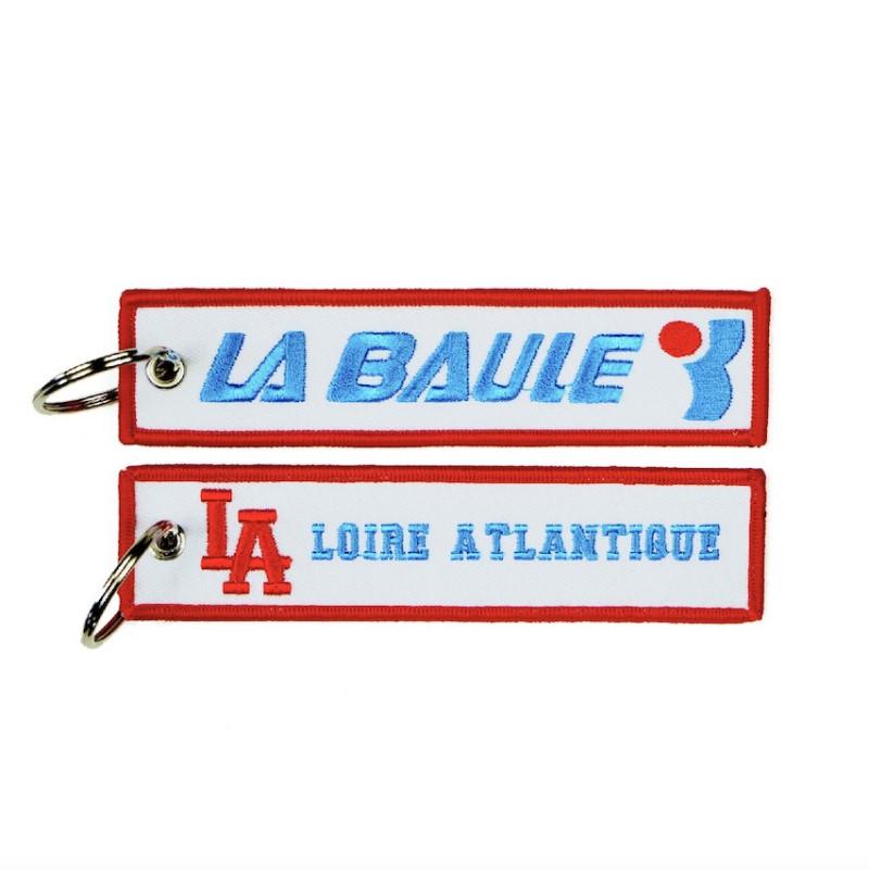"""Porte-Clés """"L.A Baule Vintage"""""""