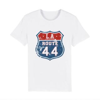 T-Shirt-Classic-White-Route 44-used-mythique-LAloire Atlantique-La Baule-Nantes- Concept Store