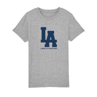 T-Shirt Classic Gris LA loire Atlantique Bleu Nuit-La Baule-Nantes-Concept Store