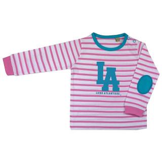 Marinière Baby Pink