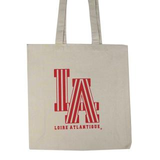 Shopping Bag L.A Red Stripes