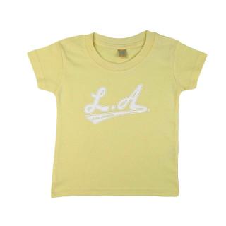 T-Shirt Baby Yello Signature
