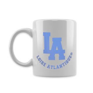 Mug White L.A Sky Blue