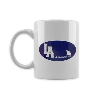 Mug White L.A Shark