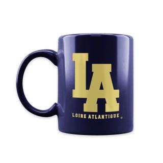Mug Navy L.A Yellow