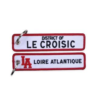 """Porte-Clés """"District of Le..."""